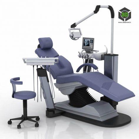 Dental unit (3ddanlod.ir)