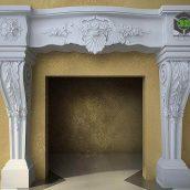 Fireplace Classic (3ddanlod.ir)