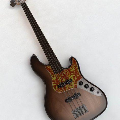 Guitar FENDER STANDARD J-BASS (3ddanlod.ir)