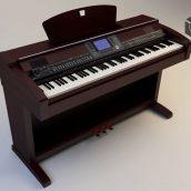 Piano YAMAHA CVP-503 (3ddanlod.ir)