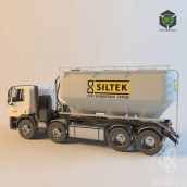 Truck Siltek (3ddanlod.ir)