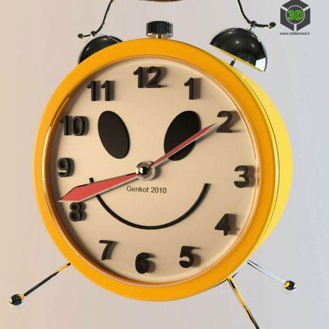 alarm clock (3ddanlod.ir)