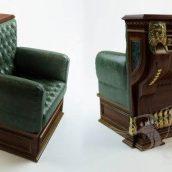 paolo luchetta armchair (3ddanlod.ir)