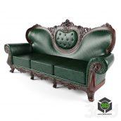 Диван LOTUS Furniture(3ddanlod.ir)