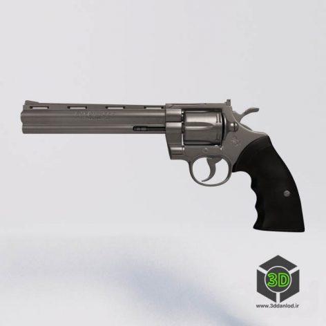 Colt Python 8 inch(3ddanlod.ir)