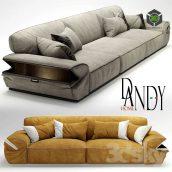 Dandy Sofa Mod Limousine 001 (3ddanlod.ir)
