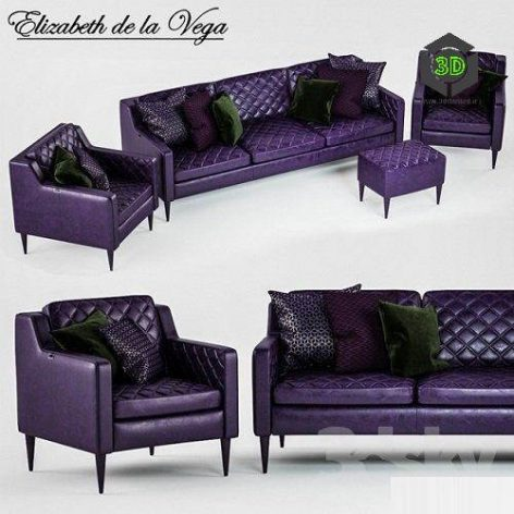 Garuda Sofa Set (3ddanlod.ir) 151