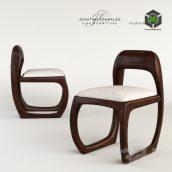 Vanity chair (3ddanlod.ir)