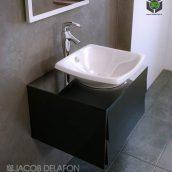 black washbasin (3ddanlod.ir) 065