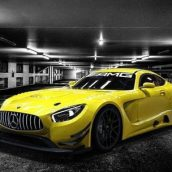 2016 Mercedes AMG GT3(3ddanlod.ir) 001