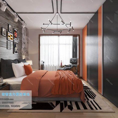 A025-现代风格-Modern style (3ddanlod.ir)
