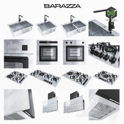 BARAZZA COLLECTIONS UNIQUE(3ddanlod.ir) 301