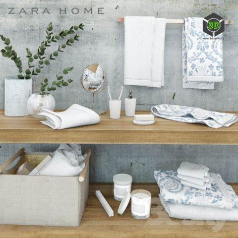 Bathroom ZARA HOME(3ddanlod.ir) 238