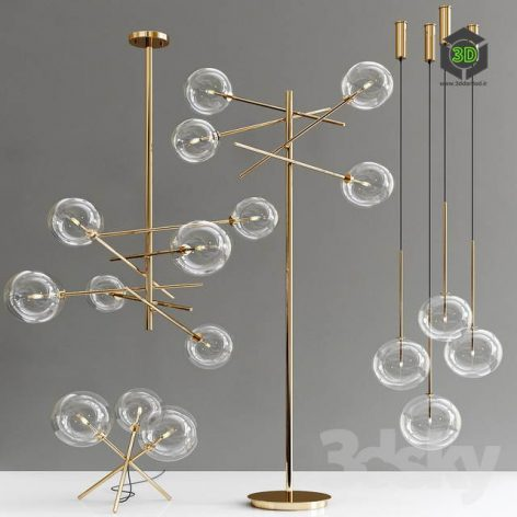 Bolle Gallotti Collection 4 Types(3ddanlod.ir) 1461