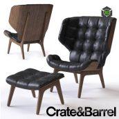 C & B Mammoth Armchair(3ddanlod.ir) 434