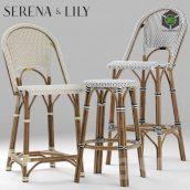 Chairs Serena and Llily(3ddanlod.ir) 561