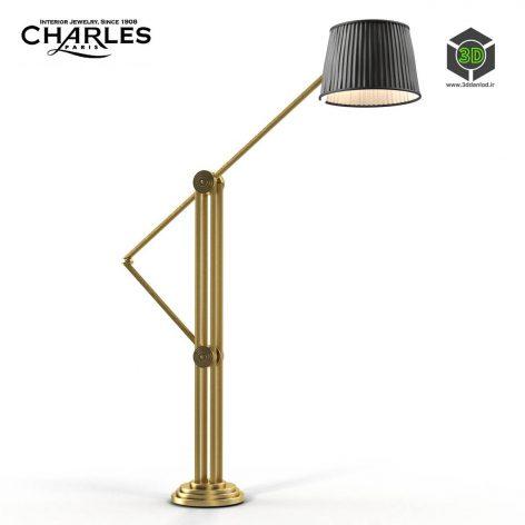 Charles Paris Propylees Floor Lamp(3ddanlod.ir) 116