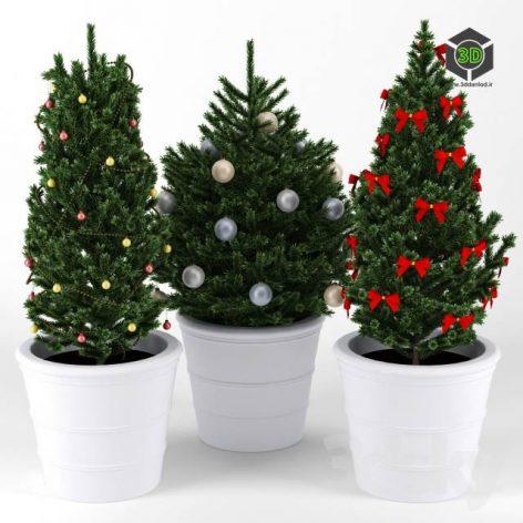 Christmas Tree(3ddanlod.ir) 414