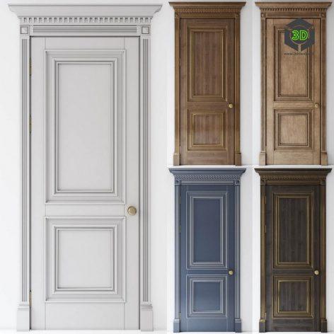 Classic Door Collection(3ddanlod.ir) 2225