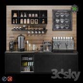 Coffee Bar(3ddanlod.ir) 1431