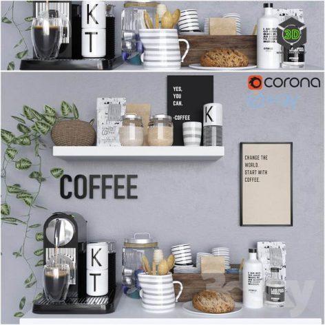 Coffee Home Bar(3ddanlod.ir) 1704