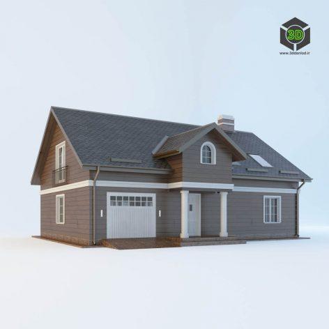 Cottage (3ddanlod.ir) 278