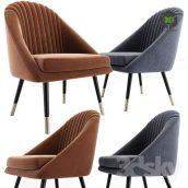 Cult Audrey Occasional Tub Lounge Chair(3ddanlod.ir) 1593