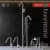 Faucets Rubinetterie Treemme(3ddanlod.ir) 478