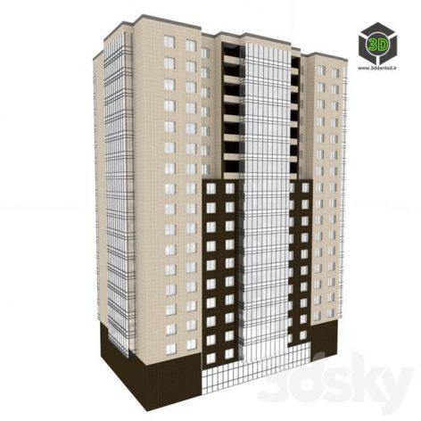 Residential Complex (3ddanlod.ir) 087