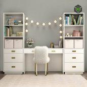 SET Shelf With Writing Table AVALON (3ddanlod.ir) 127