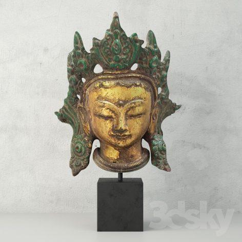 boda statue (3ddanlod.ir) 026