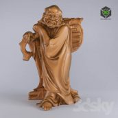 old human statue (3ddanlod.ir) 041