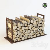 Firewood(3ddanlod.ir) 430
