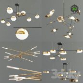Four Exclusive Chandelier Collection 18(3ddanlod.ir) 1806