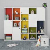 Furniture Composition for Children 9(3ddanlod.ir) 1069