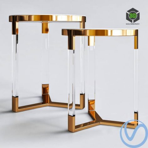 Gallerie Designed by You Murano Tables(3ddanlod.ir) 011