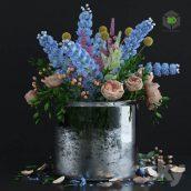Grande Bouquet(3ddanlod.ir) 257
