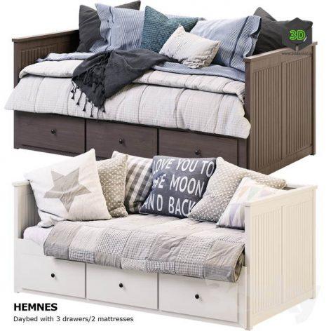 HEMNES IKEA(3ddanlod.ir) 1568