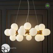 Hanging Lamp the Mimosa Pendant by Atelier Areti(3ddanlod.ir) 016