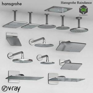 Hansgrohe Raindance(3ddanlod.ir) 378