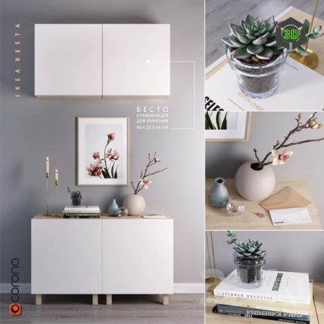 IKEA BESTA(3ddanlod.ir) 993