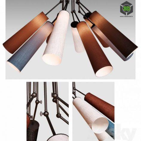 KARE Pendant Lamp Multi Speaker 10 Lite(3ddanlod.ir) 145