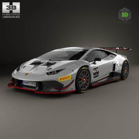 Lamborghini Huracan Trofeo 2014(3ddanlod.ir) 2045