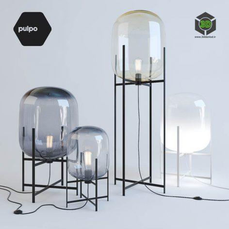 Lamp Pulpo Oda(3ddanlod.ir) 2090