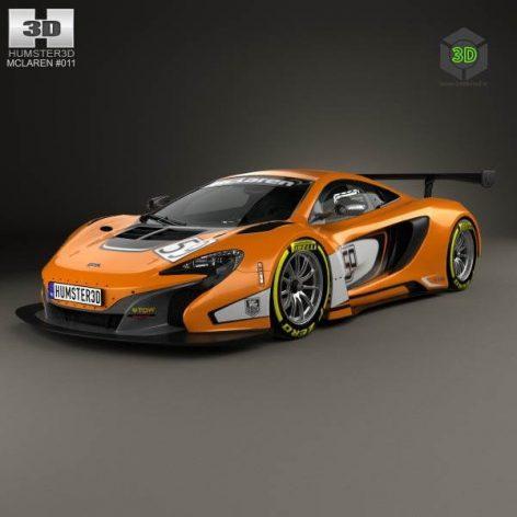McLaren 650S GT3 2015(3ddanlod.ir) 2067