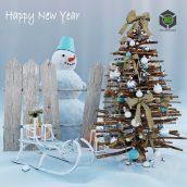New Year(3ddanlod.ir) 4097