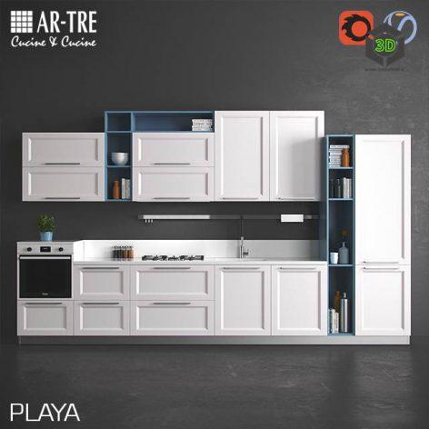PLAYA by ARTRE(3ddanlod.ir) 4062