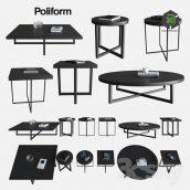 POLIFORM COFFEE TABLES YARD(3ddanlod.ir) 3528