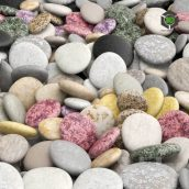 Pebble Color(3ddanlod.ir) 3297