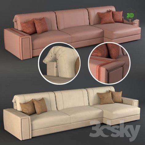 Premiere Sofa(3ddanlod.ir) 3624